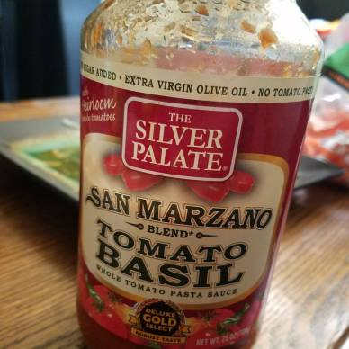 This sauce by the silver palate has no added sugar and is delicious!